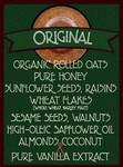 Oat Cuisine Original Gourmet Granola (1x10 Lb)