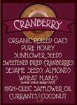 Oat Cuisine Cranberry Gourmet Granola (1x10 Lb)