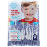 The Honest Company Training Pants Night Size 4T to 5T 19 count 1 each