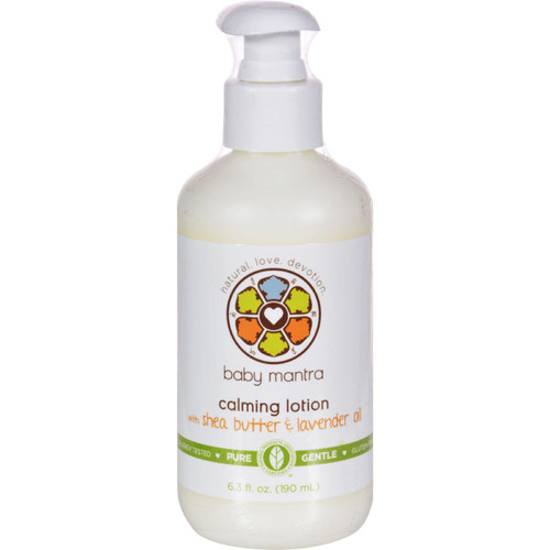 Baby Mantra Lotion Calming 6.3 oz