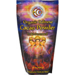 Earth Circle Organics Cacao Powder Organic Verified Balinese Raw 16 oz