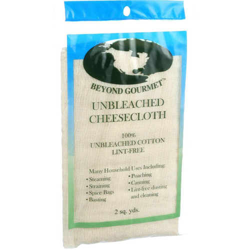 Beyond Gourmet Cheesecloth Unbleached 2 sq yd