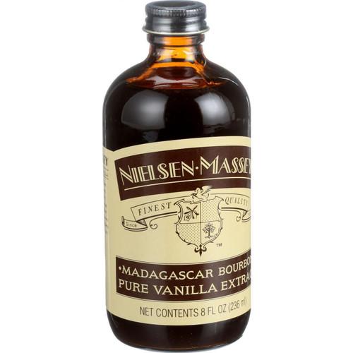 Nielsen Massey Pure Vanilla Extract Madagascar Bourbon 8 oz