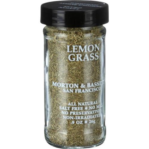 Morton and Bassett Seasoning Lemongrass .9 oz Case of 3