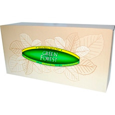 Green Forest White Facial Tissue (24x175CNT )
