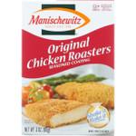 Manischewitz Seasoned Coating Crumb Mix Original Chicken Roasters 3 oz 1 each