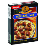 Tempo Old Country Meatball Mix Swedish 2.75 oz Case of 12