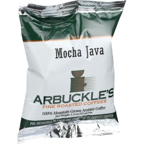 Arbuckles' Coffee Mocha Java 1.3 oz Case of 10