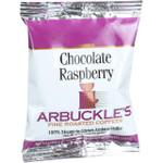 Arbuckles' Coffee Chocolate Raspberry 1.3 oz Case of 10