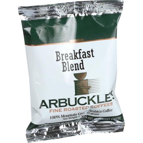 Arbuckles' Coffee Breakfast Blend 1.3 oz Case of 10