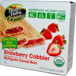 Health Valley Strawberry Cobbler Cereal Bar (6x7.9 Oz)