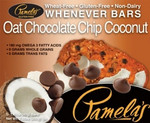 Pamela's Oat Chocolate Chip Coconut Bars (6x5 CT)