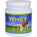 Dr. Venessas Formulas Whey Protein Grass Fed Hormone Free Vanilla 12 oz