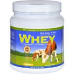 Dr. Venessas Formulas Whey Protein Grass Fed Hormone Free Natural 12 oz