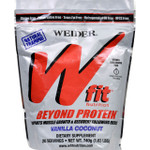 Wfit Hydrolyzed Whey Beyond Protein Vanilla Coconut 1.63 lb