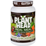 Genceutic Naturals Plant Head Real Meal Chocolate 2.3 lb
