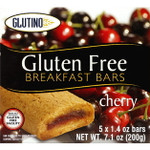 Glutino Cherry Breakfast Bars (12x7.1OZ )