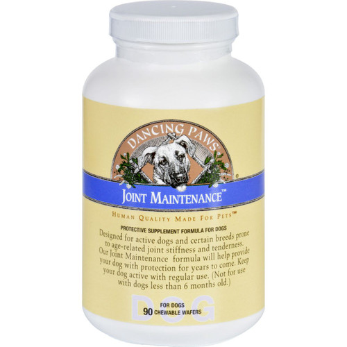 Dancing Paws Joint Maintenance Dogs 90 Wafers