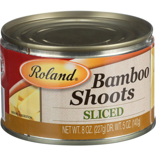 Roland Products Bamboo Shoots Sliced 8 oz