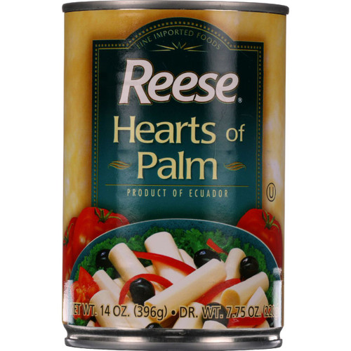 Reese Hearts Of Palm 14 oz 1 each