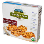 Cascadian Farms Dark Chocolate Almond Granola Bar (3x6.2 Oz)