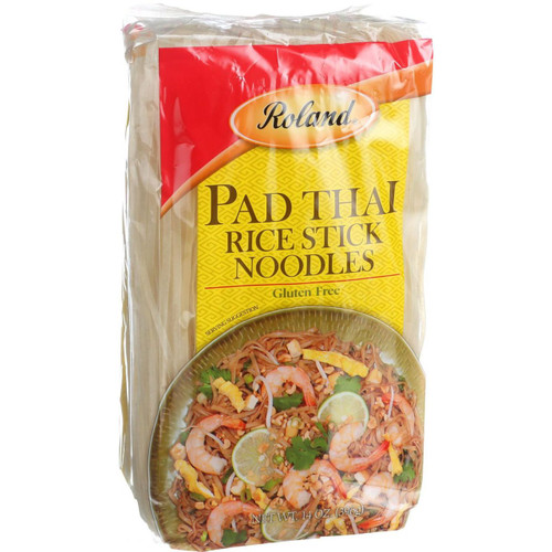 Roland Products Noodles Rice Stick Pad Thai 14 oz