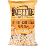 Kettle  Popcorn White Cheddar 3.5 oz case of 6