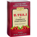 Only Natural Tea Urinary Tract Support U Tea I with Cranberry Fruit Extract 20 Bags