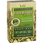 Dr. Jacobs Naturals Bar Soap Castile Eucalyptus 6.5 oz