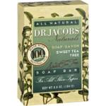 Dr. Jacobs Naturals Bar Soap Castile Tea Tree 6.5 oz