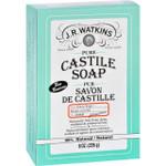 J.R. Watkins Bar Soap Castile Clary Sage 8 oz