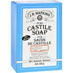 J.R. Watkins Bar Soap Castile Peppermint 8 oz