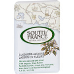 South of France Bar Soap Blooming Jasmine Travel 1.5 oz Case of 12