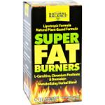 Natural Balance Super Fat Burners 120 Vege Capsules