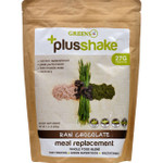 Greens Plus Meal Replacement PlusShake Raw Chocolate 1.5 lb