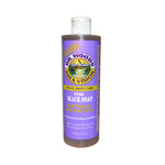 Dr. Woods Shea Vision Pure Black Soap with Organic Shea Butter 16 fl oz