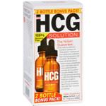 NiGen BioTech The HCG Solution Bonus Pack 1 oz 2 Bottles
