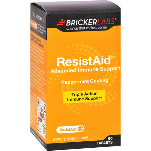 Bricker Labs ResistAid 60 Tablets