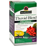 Nature's Answer Thyroid Complete Extractacaps 90 Liquid Capsules