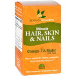 Seabuck Wonders Hair Skin and Nails Ultimate 60 Vegan Softgels