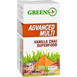 Greens Plus Superfood Advanced Multi Vanilla Chai 15 Stickpacks