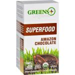 Greens Plus Superfood Organic Amazon Chocolate 8 g 15 Stickpacks