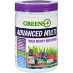 Greens Plus Superfood Advanced Multi Wild Berry 9.4 oz