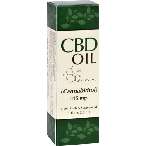 Bio Nutrition CBD Oil Hemp 1 oz