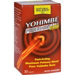Natural Balance Yohimbe Power Max 1500 30 Tablets