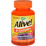 Natures Way B Complex Alive Gummies 60 Count