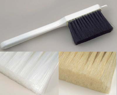 Ateco Natural White Icing Brush