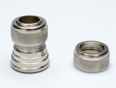Ateco Standard Coupler Metal