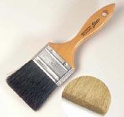 Ateco White Flat Pastry Brush 3 Inch