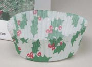 Ateco Holly Baking Cup 1 15/16 Inch